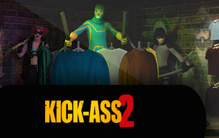 Kick Ass 2/Mock.com